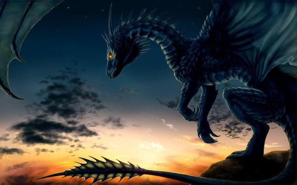 Cool Dragon Desktop Backgrounds