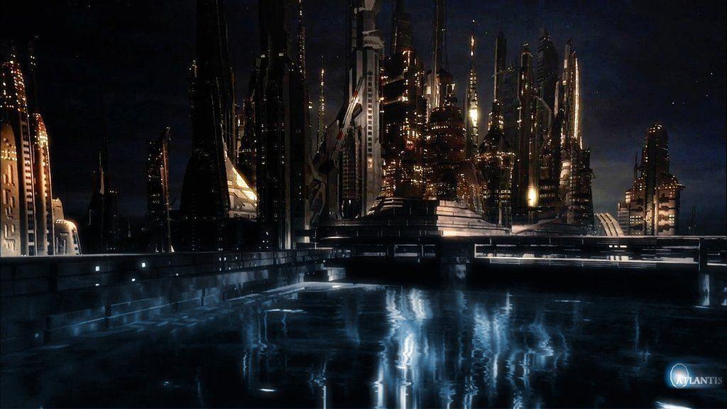 Stargate Atlantis Wallpapers  Wallpaper Cave