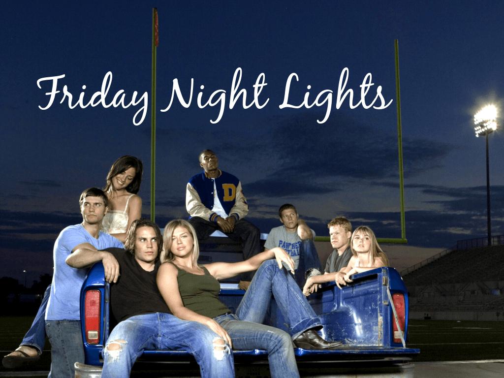 Music Friday Night Lights Tv