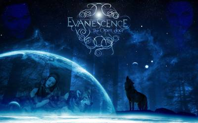evanescence sober call open door re wallpapers fan fanpop deviantart cave wallpapercave