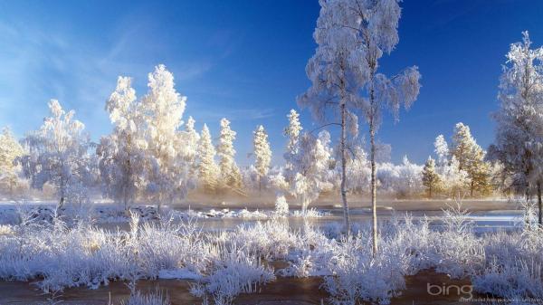 winter landscape wallpapers - wallpaper