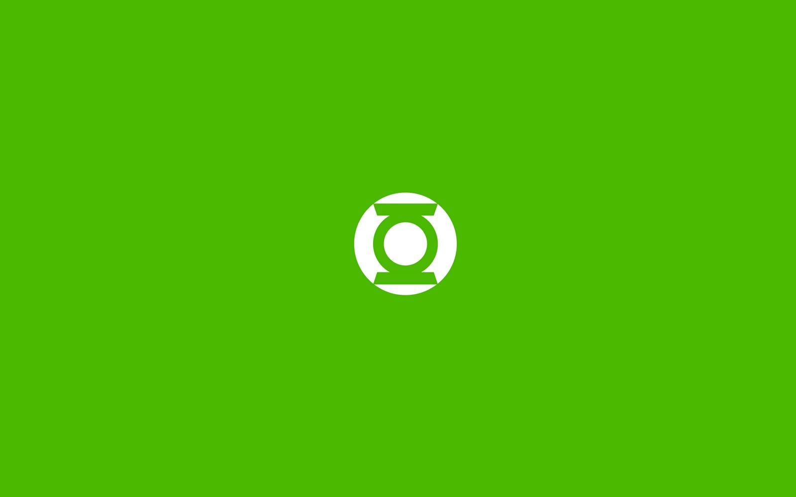 Minimalist Wallpaper Fall Green Lantern Logo Wallpapers Wallpaper Cave