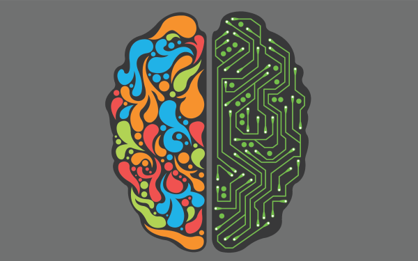 Left and Right Brain Art