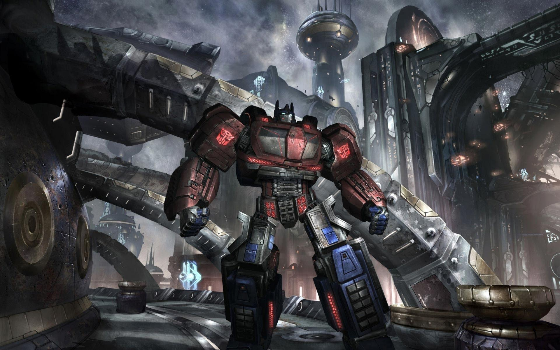 Transformers Fall Of Cybertron Wallpaper 1920x1080 Transformers Cybertron Wallpapers Wallpaper Cave