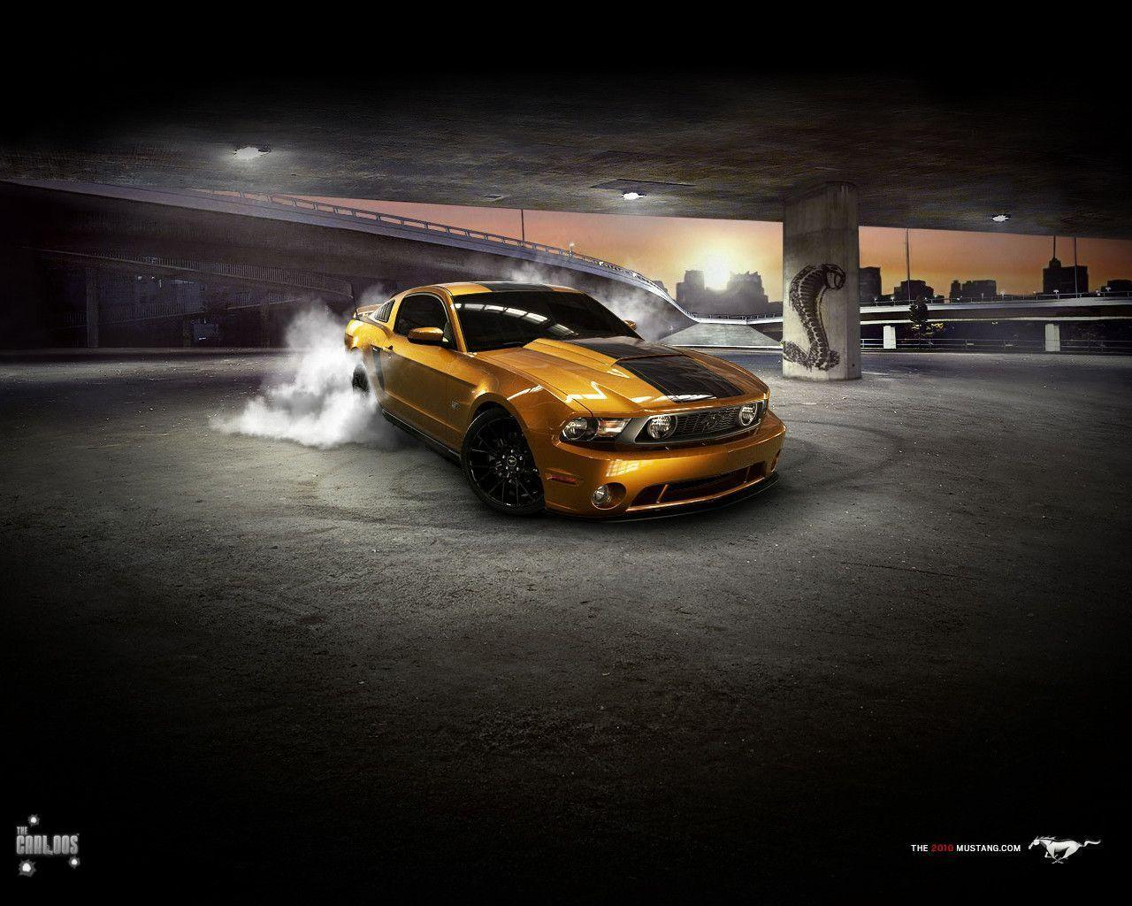Ford Mustang GT Wallpapers Wallpaper Cave