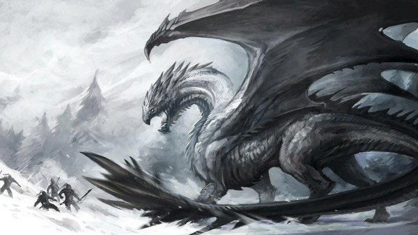 Realistic Dragons Fighting