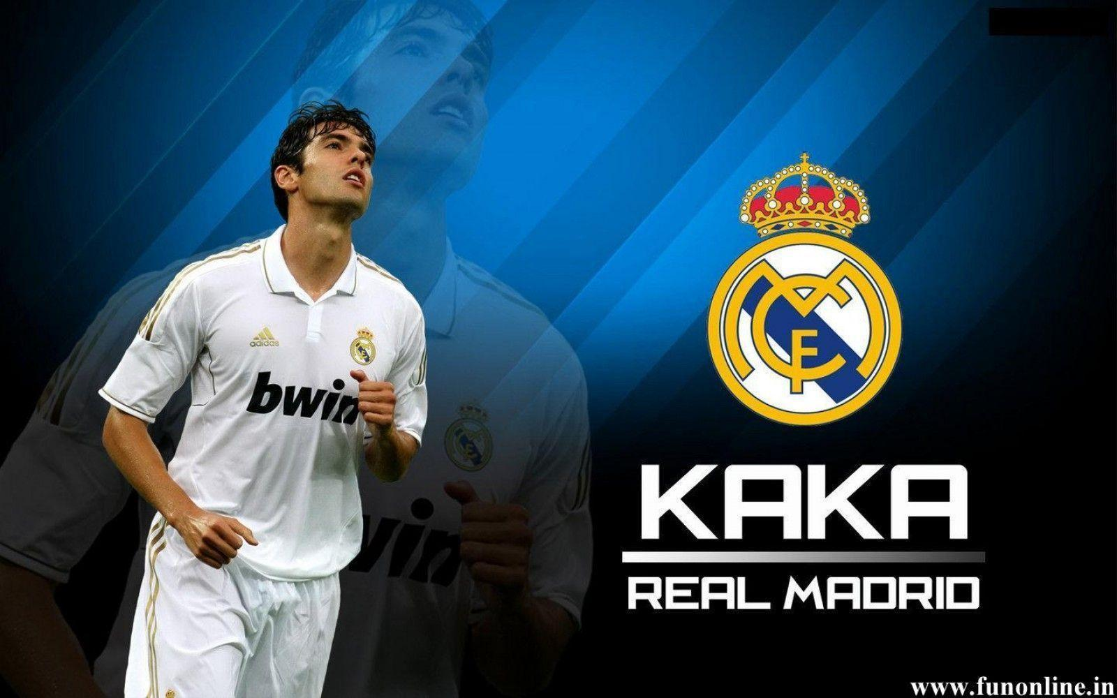 Ricardo Kaka Wallpapers Hd Kaka Wallpapers Real Madrid Wallpaper Cave