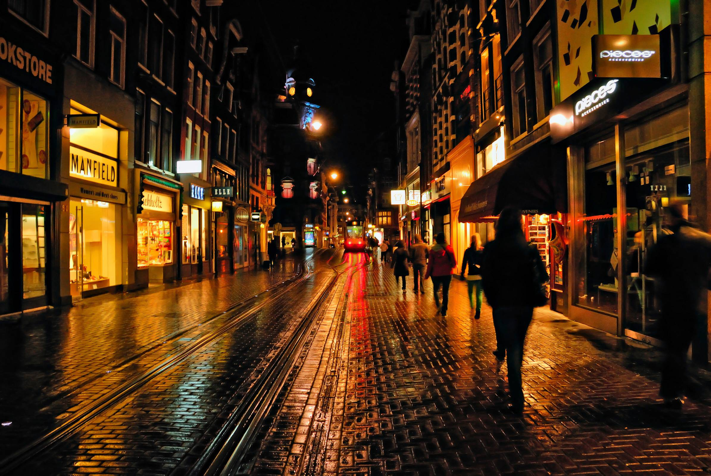 City Street Backgrounds  Wallpaper Cave