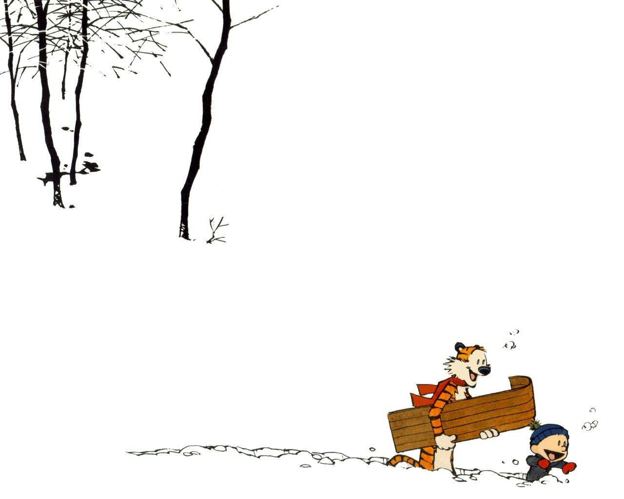 Calvin And Hobbes Wallpapers