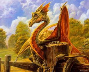 dragon wallpapers mythical creatures wood hd fantasy desktop creature ancient oak dragons gary mystical hq beasts backgrounds package fairy cave