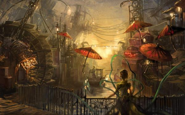 Steampunk Wallpapers - Wallpaper Cave
