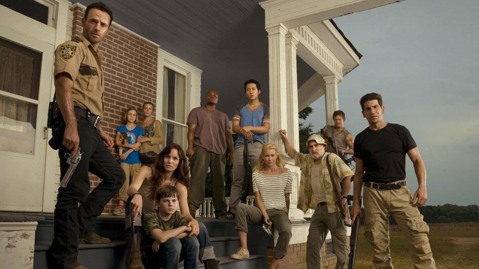 The Walking Dead HD wallpapers #9 - 1920x1080 Wallpaper Download ...