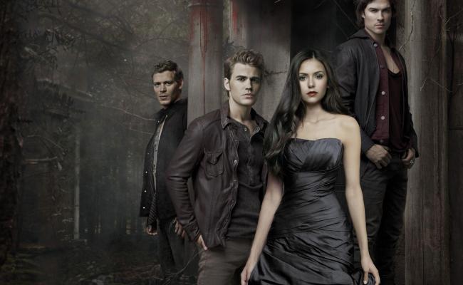 Vampire Diaries Wallpapers Wallpaper Cave