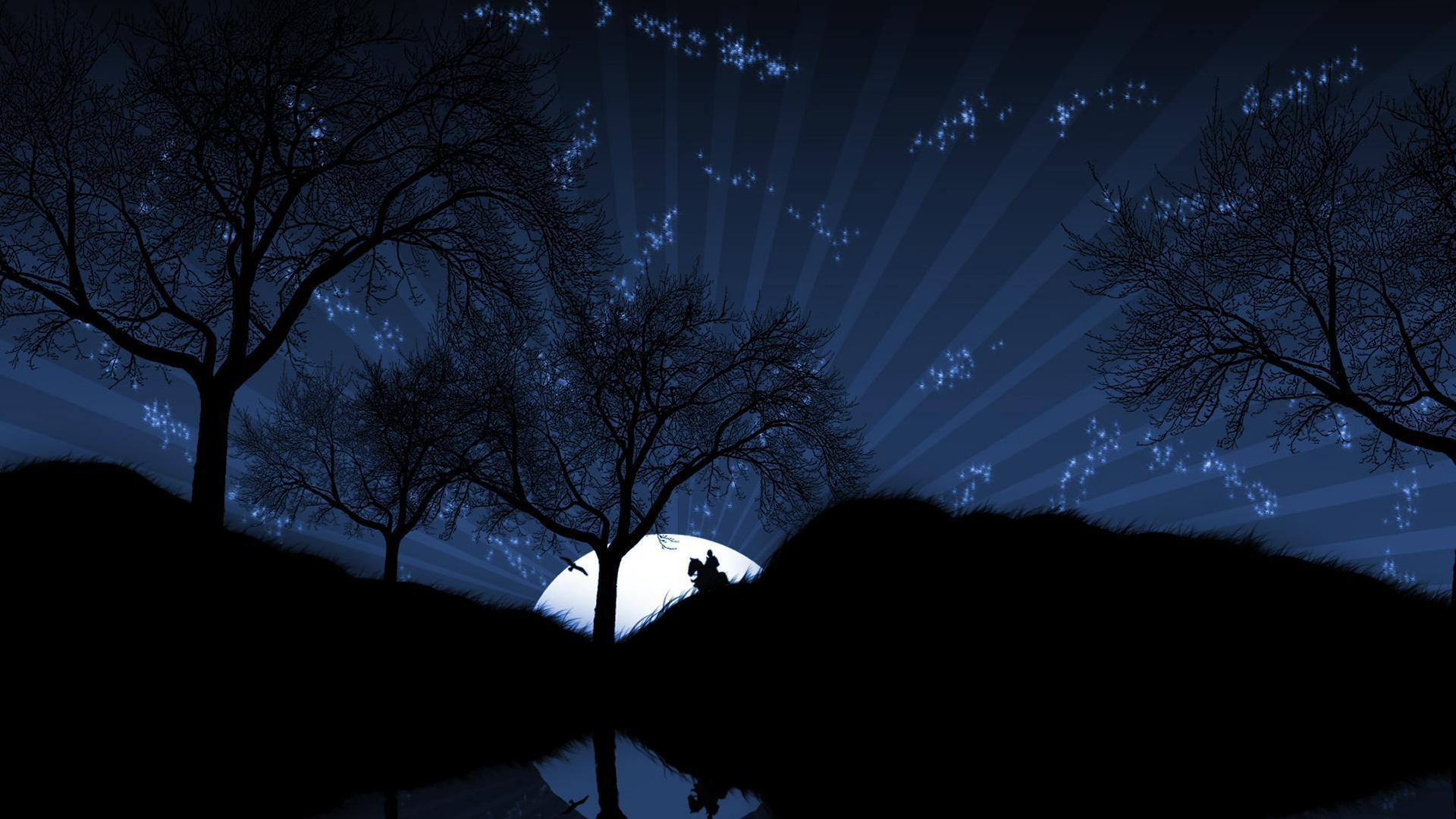 Good Night Wallpapers  Wallpaper Cave
