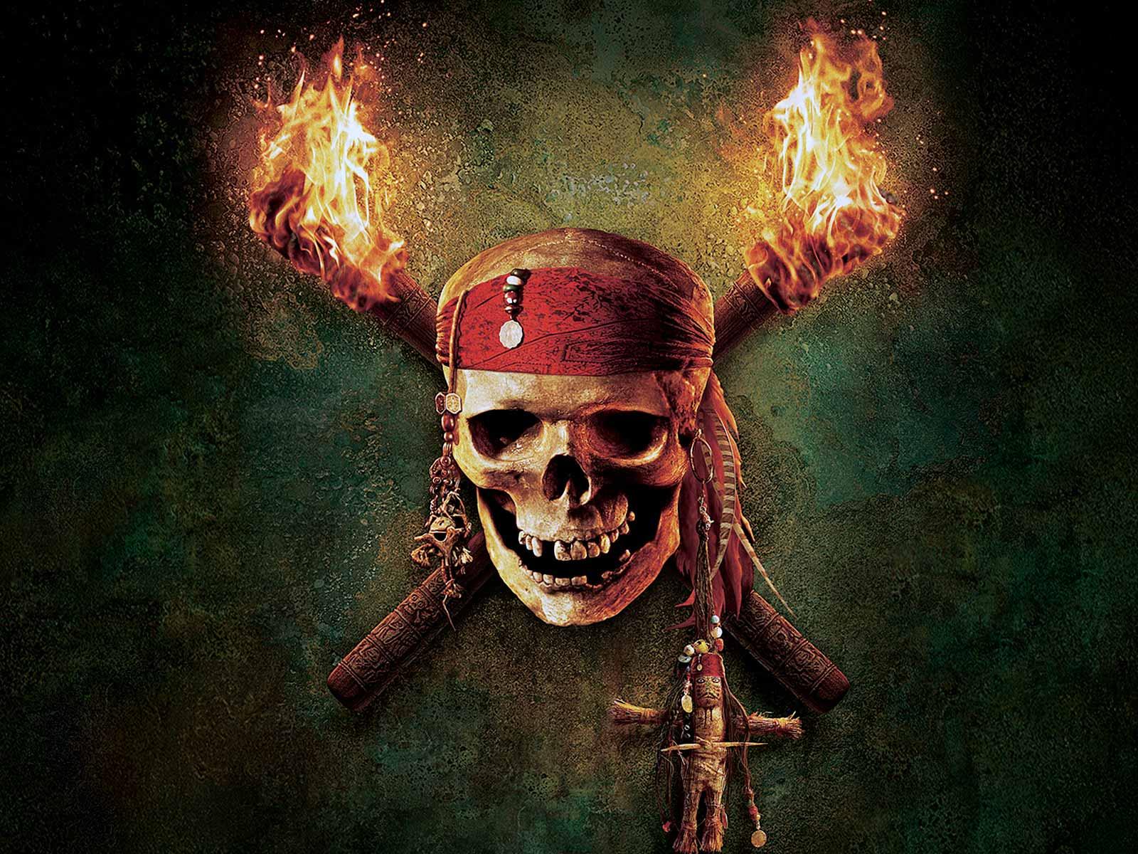 pirate skull wallpapers - wallpaper cave