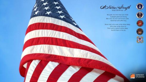 Veterans Day Desktop