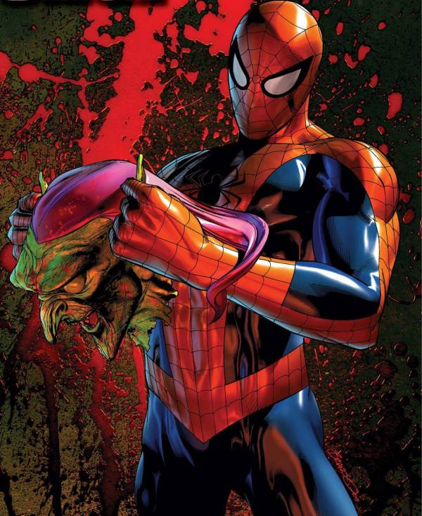 Spider-Man Green Goblin