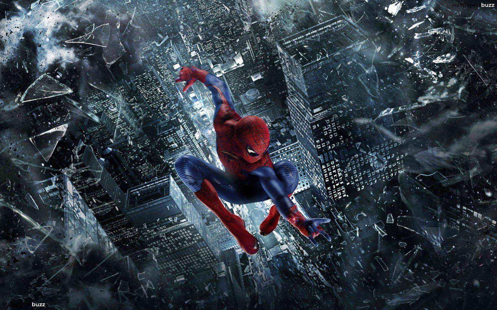 Spiderman Desktop Wallpapers  Wallpaper Cave