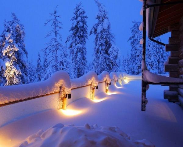 Beautiful Winter Landscape Desktop