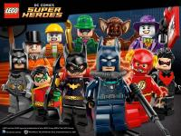 Lego Superheroes Wallpapers