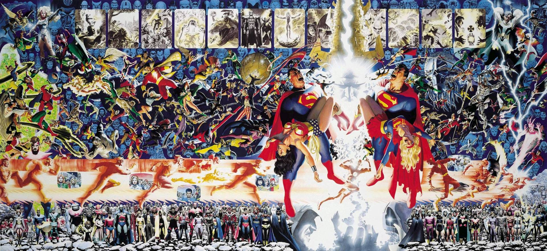Create Animated Wallpaper Alex Ross Wallpapers Wallpaper Cave