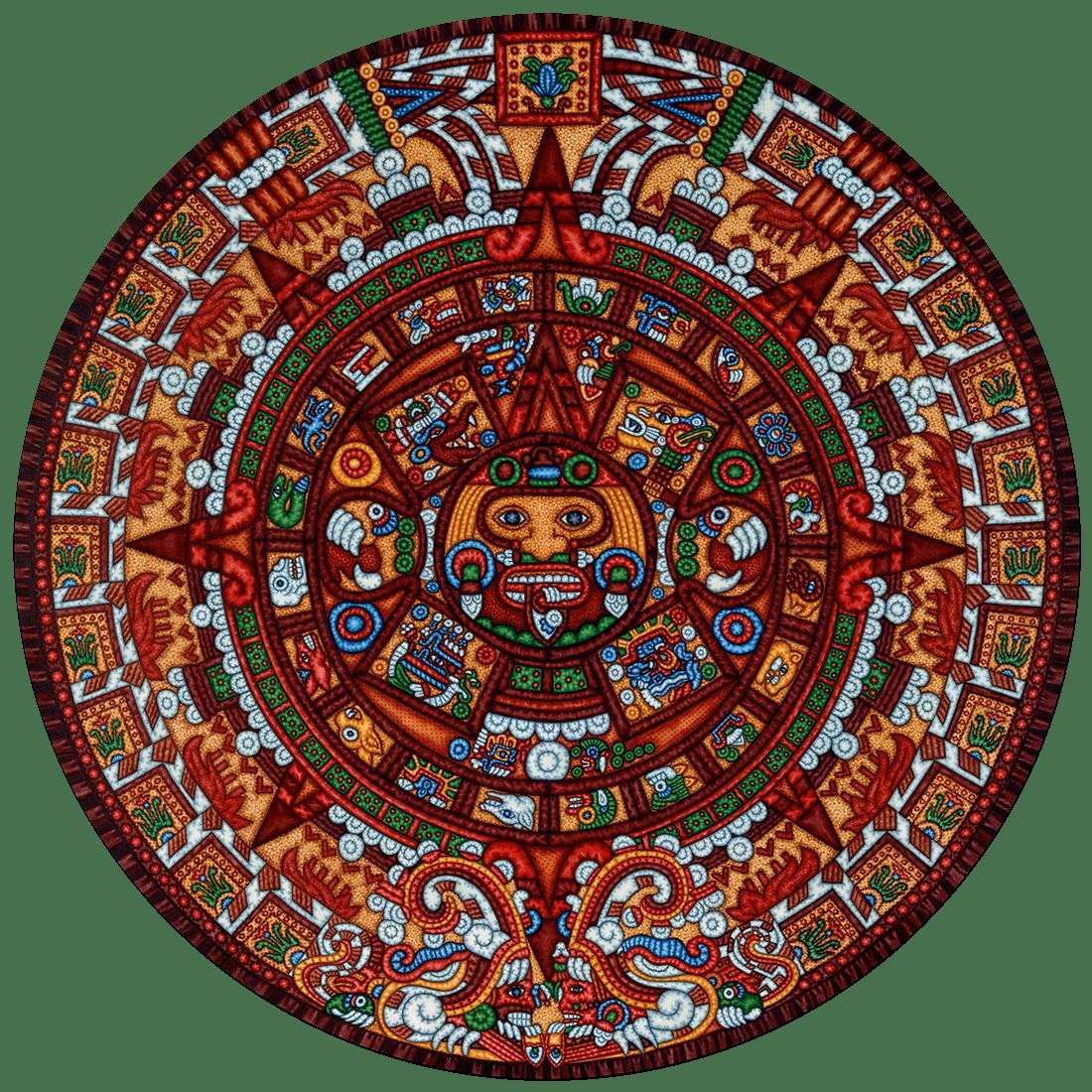Aztec Calendar Wallpapers
