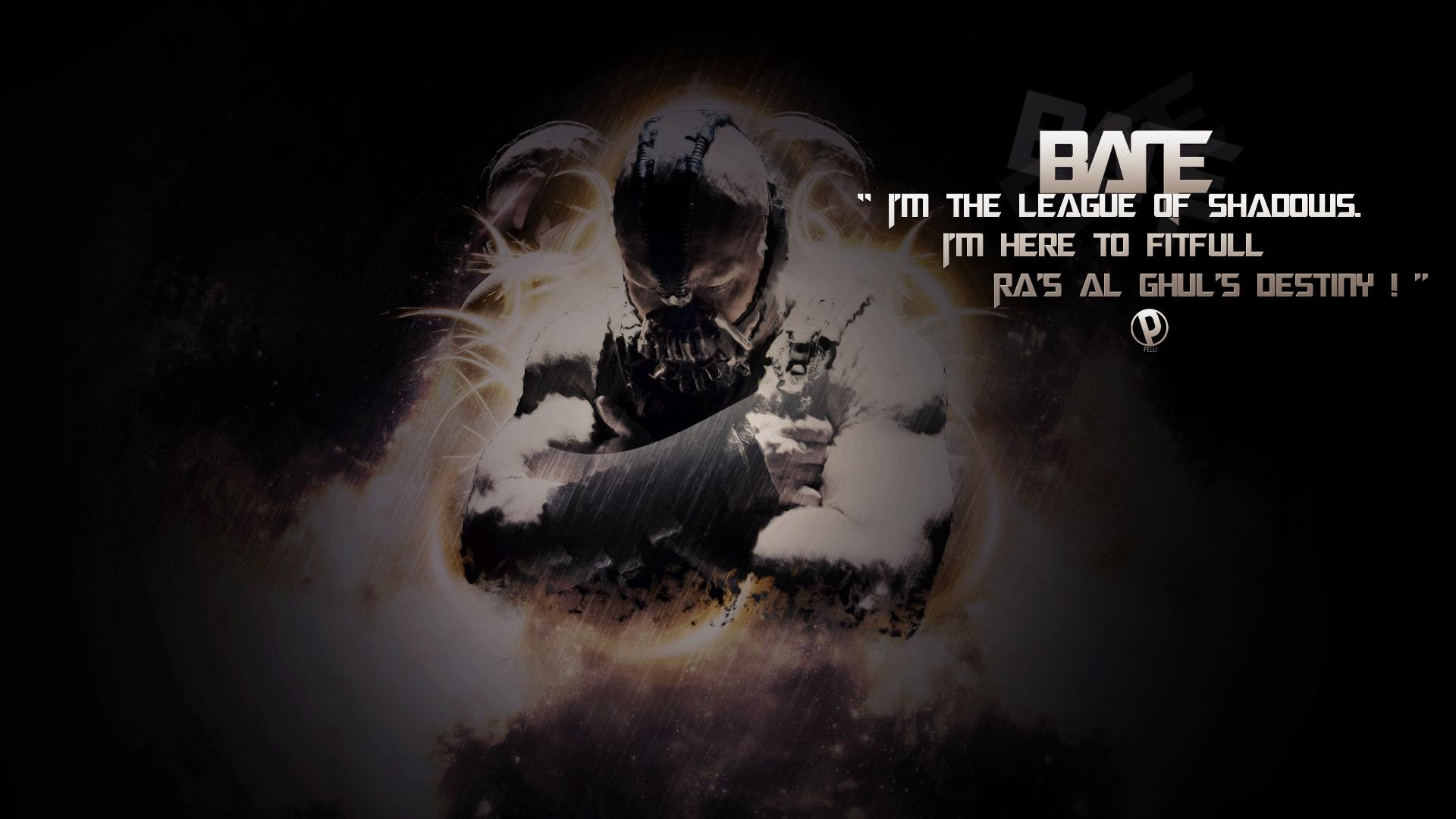 Quote Quote Wallpaper Bane Wallpapers Wallpaper Cave
