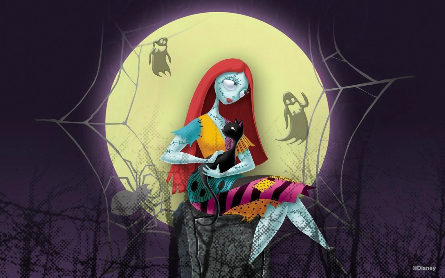 The Nightmare Before Christmas Wallpapers Wallpaper Cave