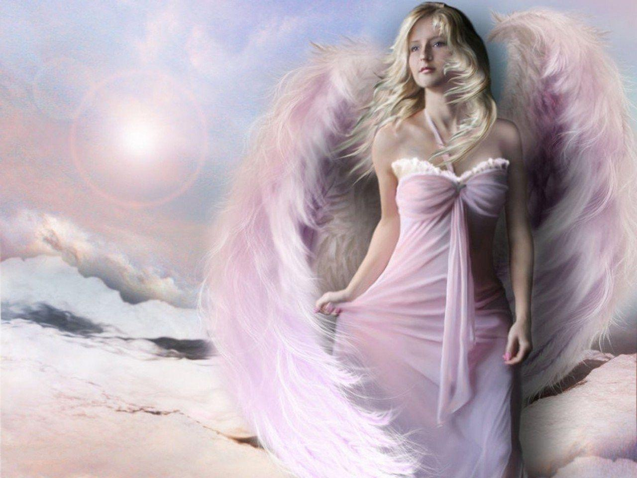 free angel wallpapers wallpaper