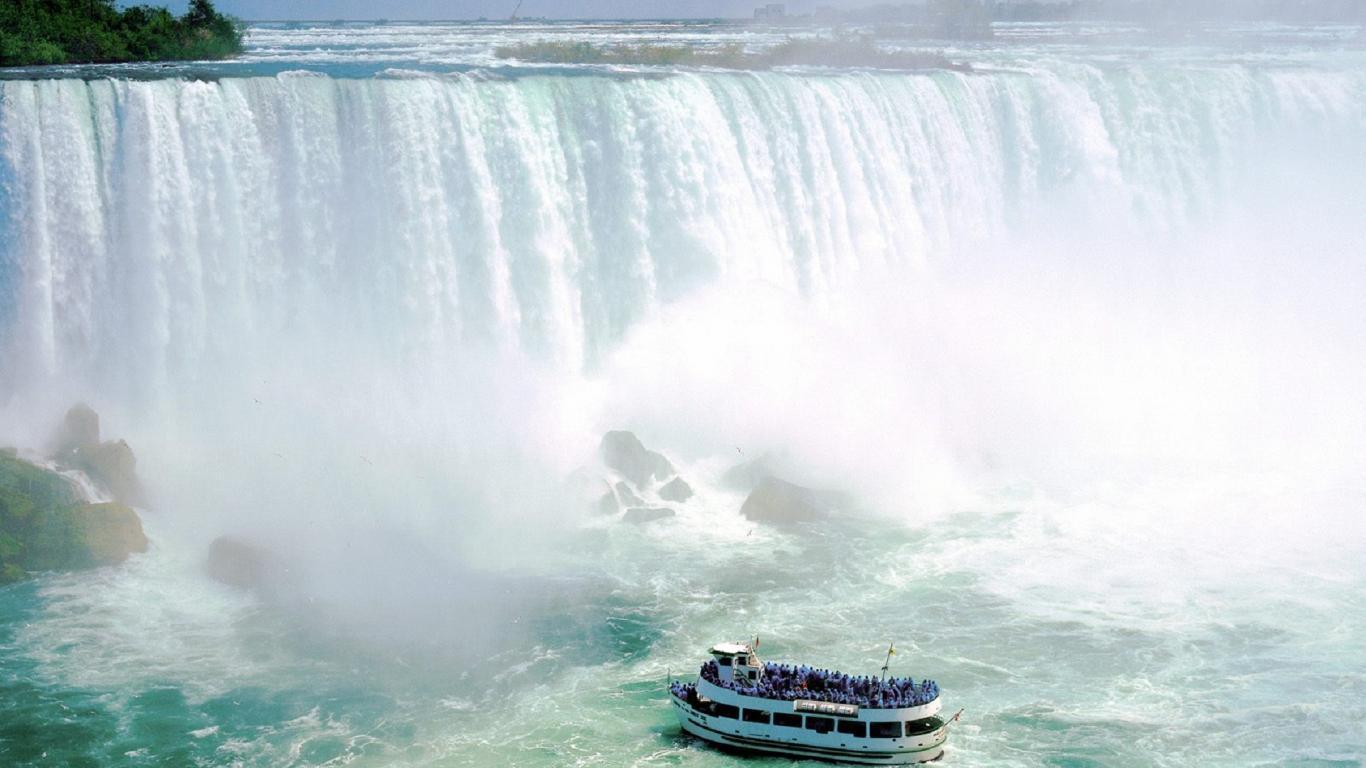 Niagara Falls Wallpaper For Desktop Niagara Falls Wallpapers Wallpaper Cave