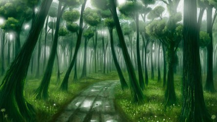 forest fantasy wallpapers desktop backgrounds deep