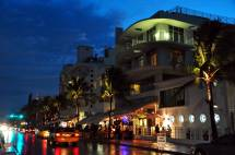 South Beach Miami Ocean Drive