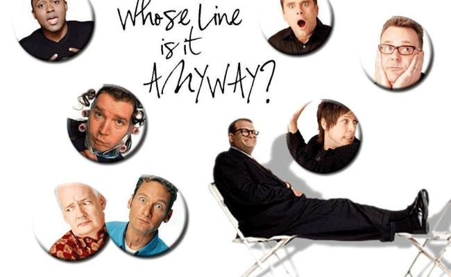Whose Line Is It Anyway Wallpapers Wallpaper Cave
