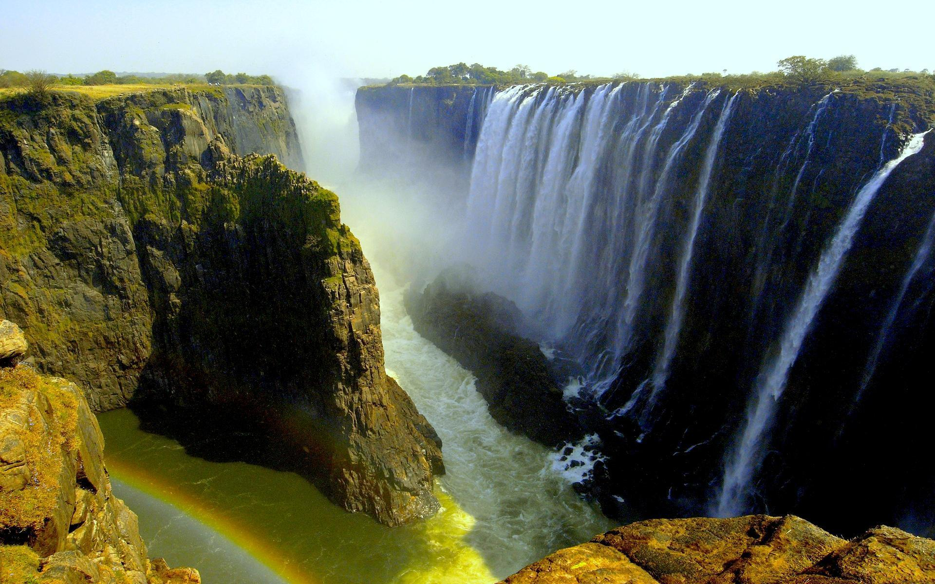 Victoria Falls Wallpapers High Resolution Victoria Falls Wallpapers Wallpaper Cave