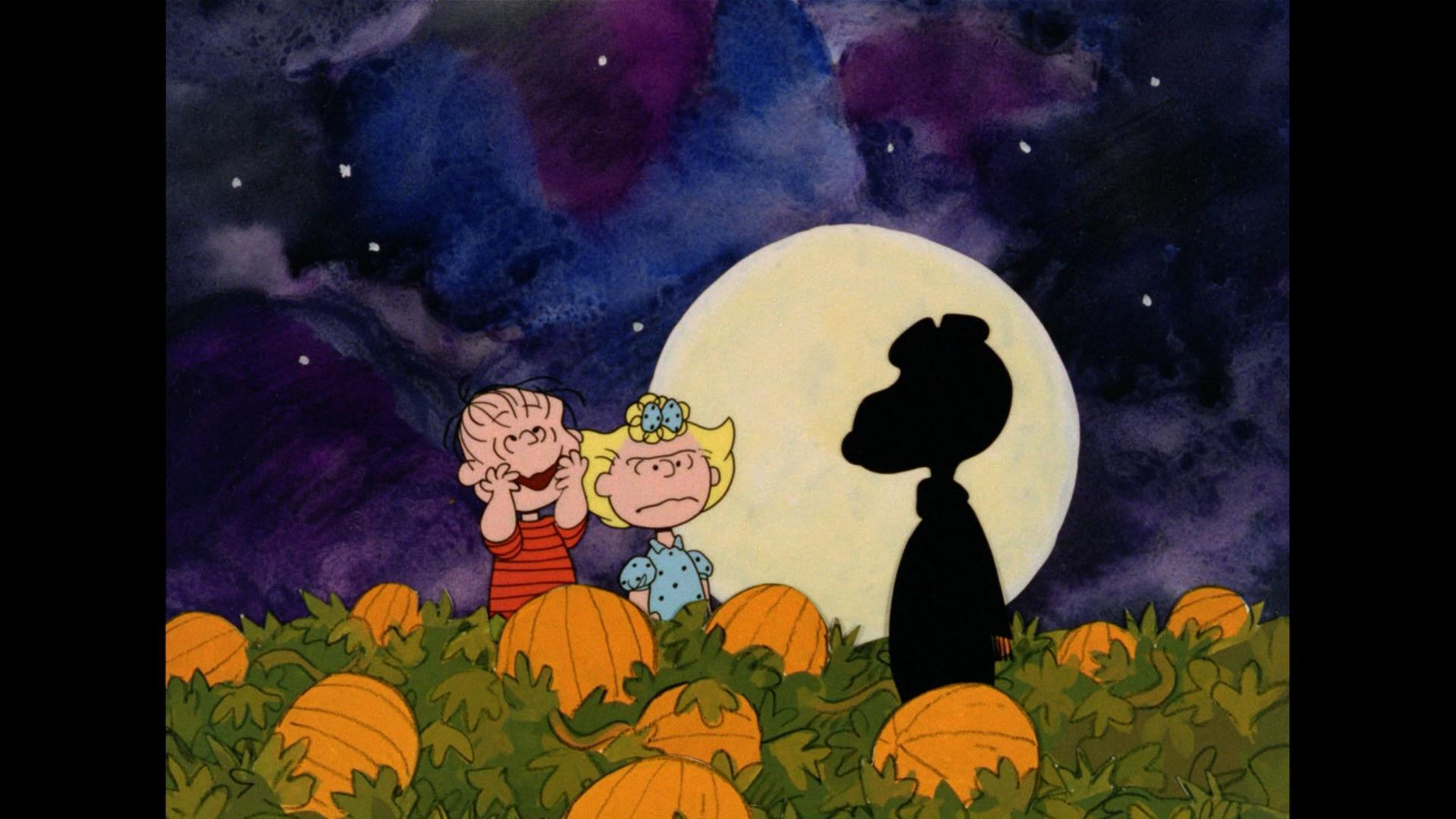 Peanuts Fall Desktop Wallpaper Great Pumpkin Charlie Brown Wallpapers Wallpaper Cave