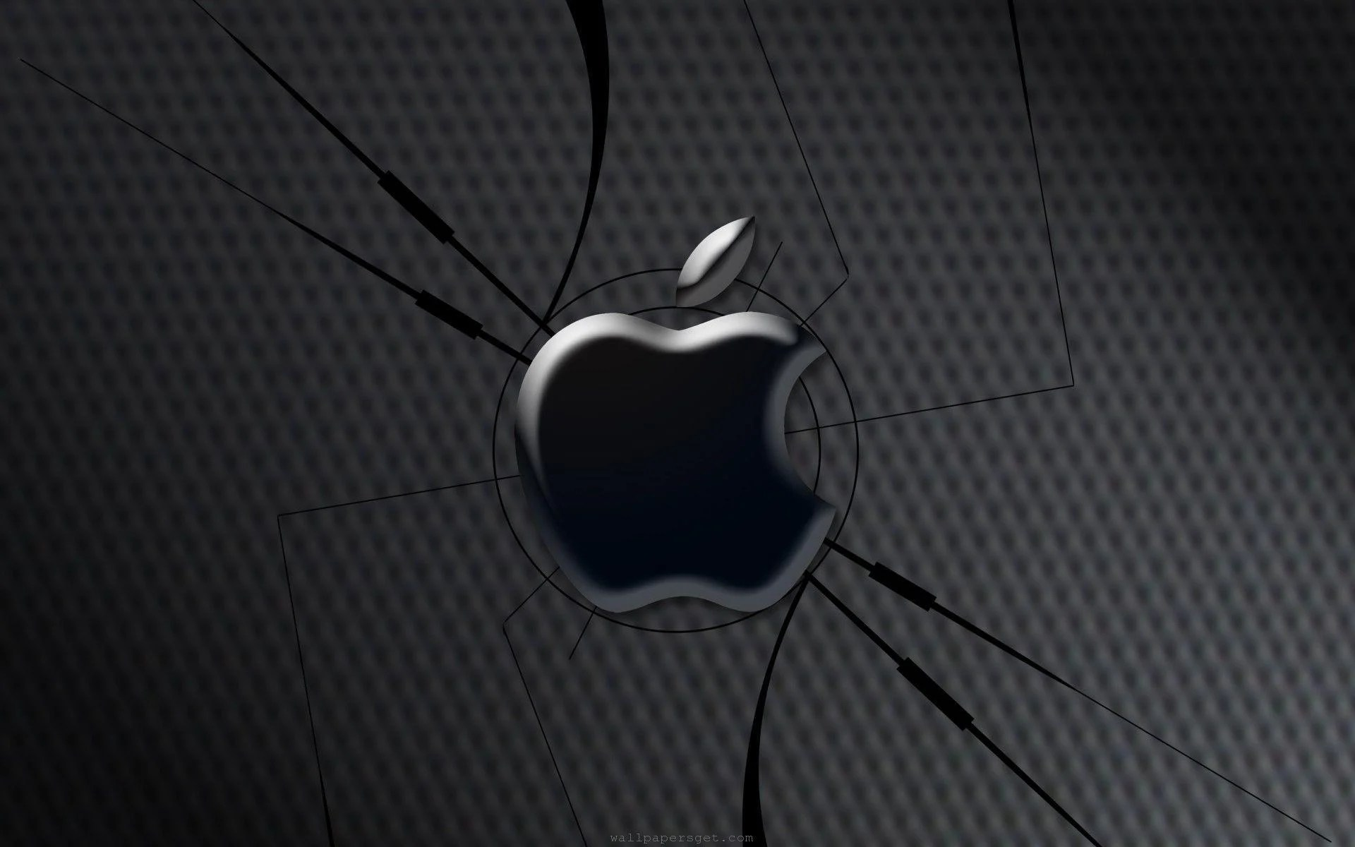 apple 3d wallpapers wallpaper