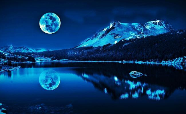 Cool Moon Backgrounds Wallpaper Cave