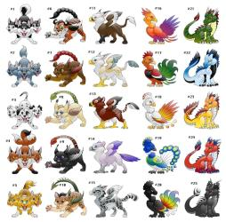mythical creatures cute wallpapers
