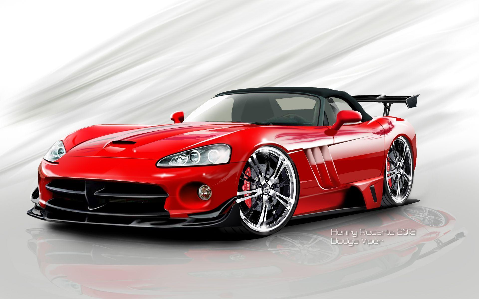 Dodge Viper Wallpapers Wallpaper Cave