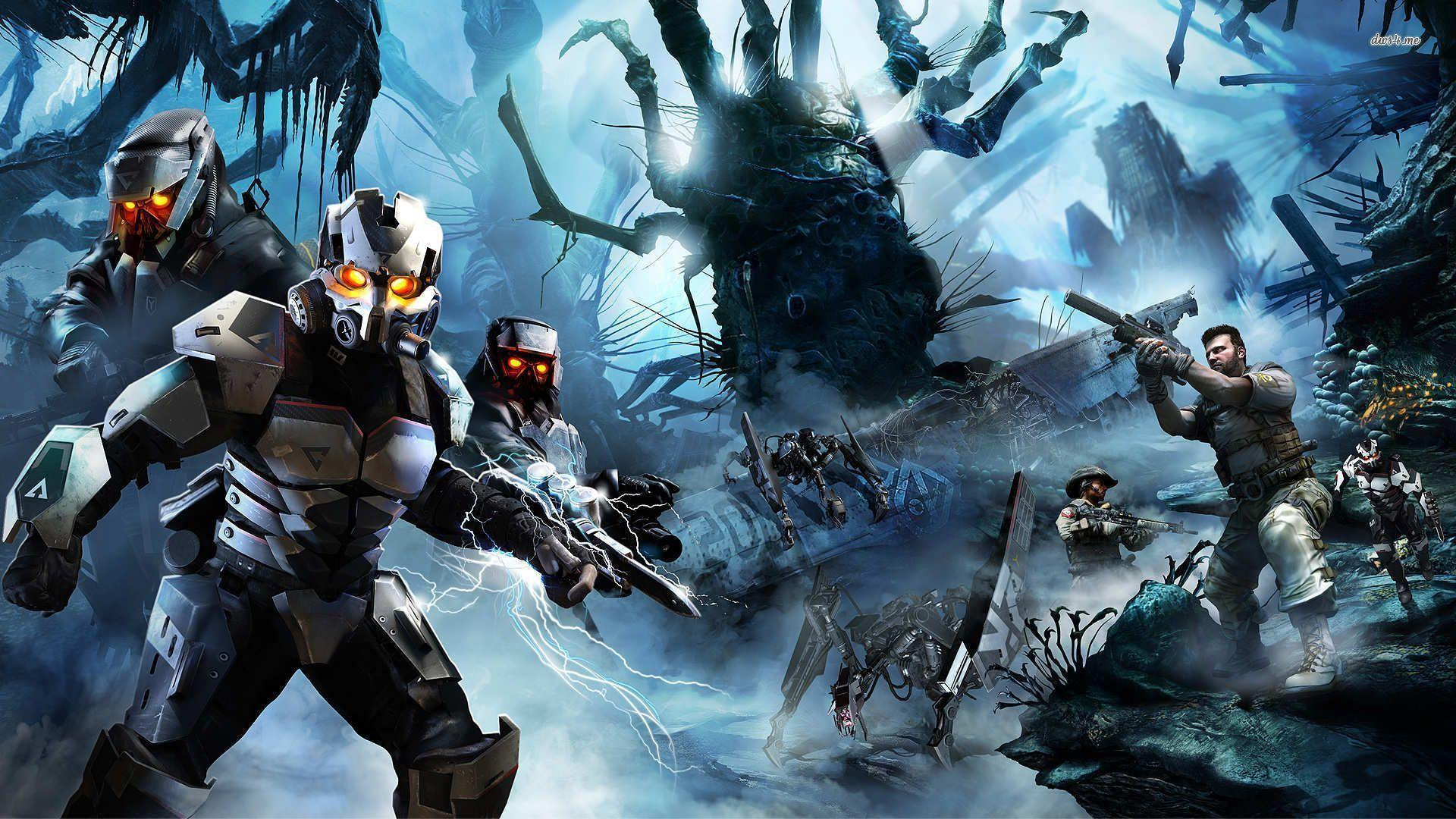 Killzone Shadow Fall Wallpaper Killzone 3 Wallpapers Wallpaper Cave