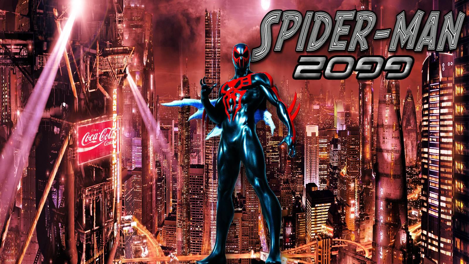 Spiderman Hd Wallpaper Spider Man 2099 Wallpapers Wallpaper Cave