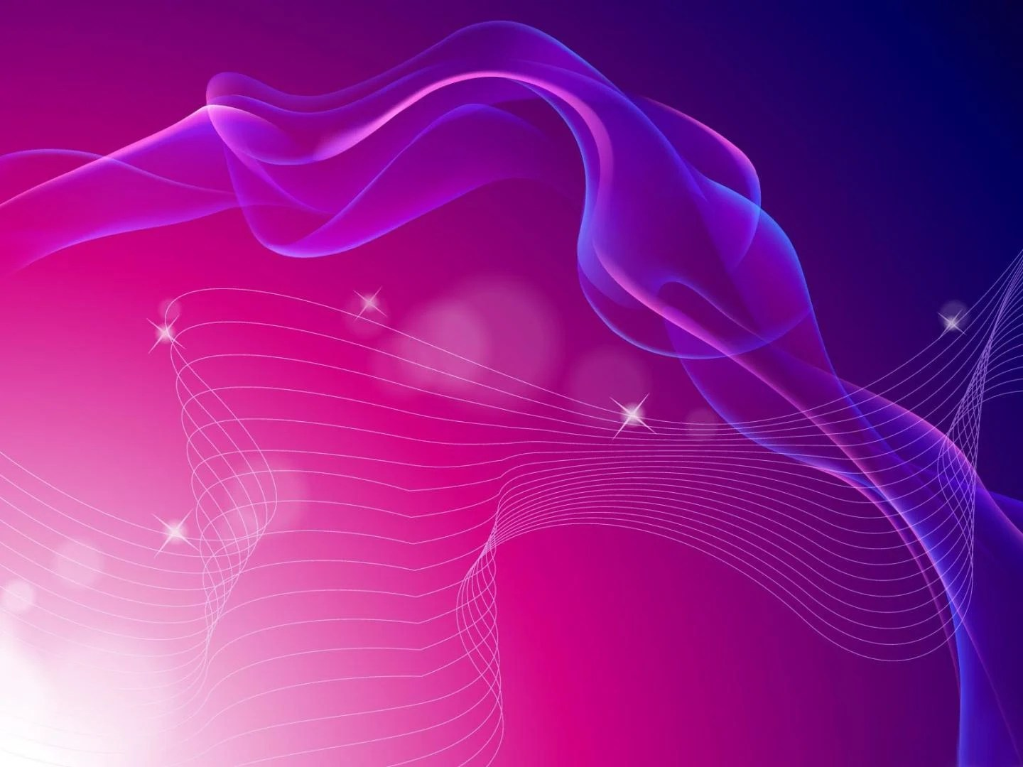 Purple Abstract Wallpaper Background