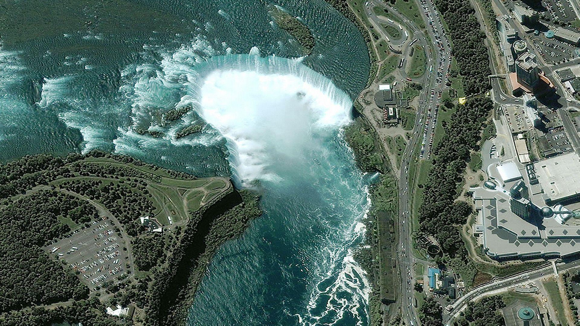Niagara Water Falls Desktop Wallpaper Niagara Falls Wallpapers Wallpaper Cave