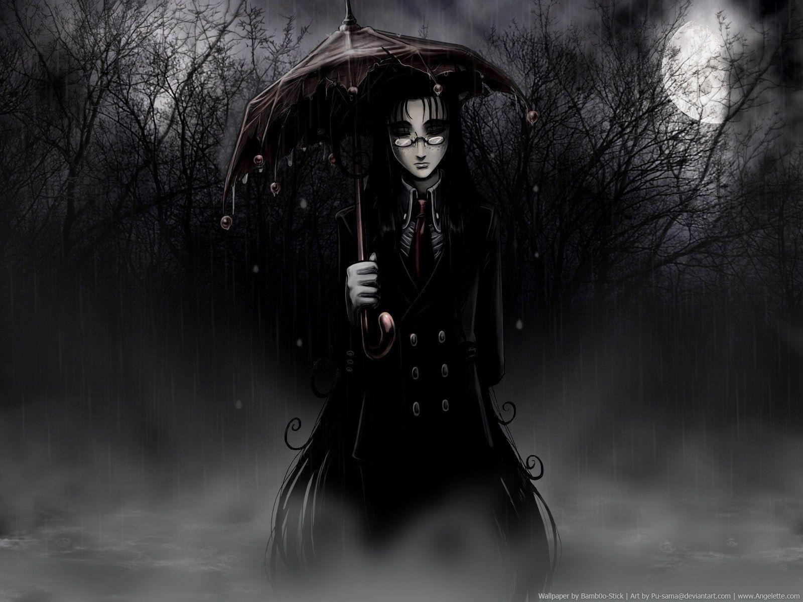 gothic anime wallpapers wallpaper