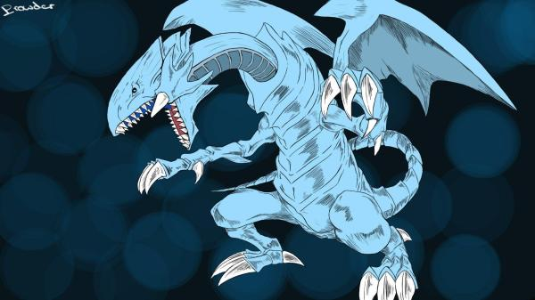 Blue Eyes Ultimate Dragon Wallpapers - Wallpaper Cave