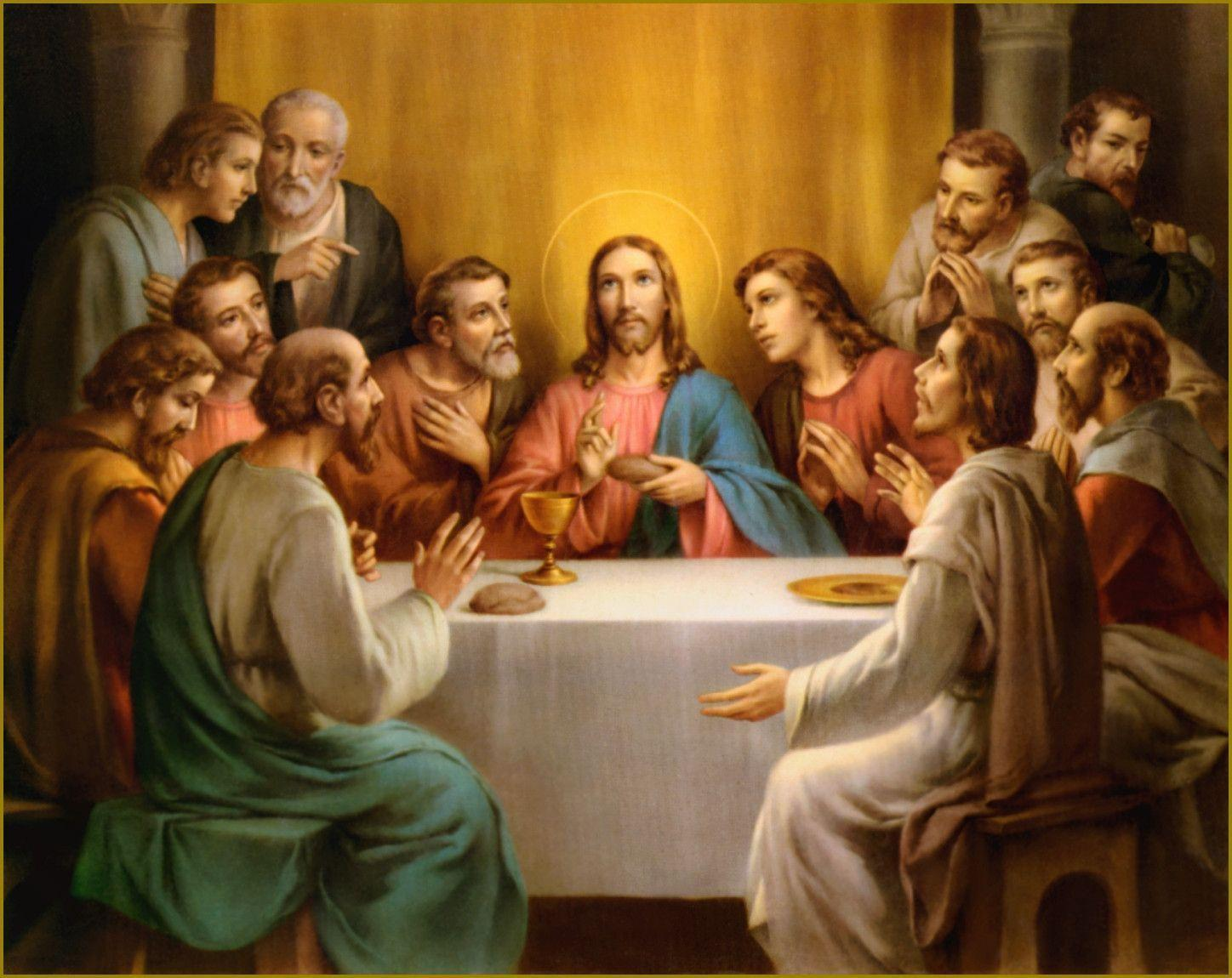 The Last Supper Wallpapers
