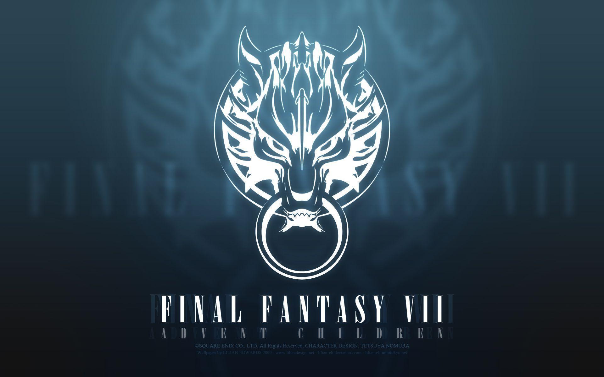 Final Fantasy 7 Advent Children Wallpapers Wallpaper Cave