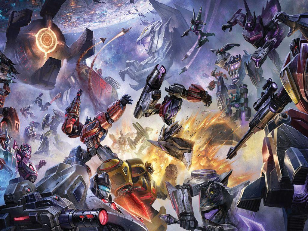 Fall Of Cybertron Wallpaper Fall Of Cybertron Wallpapers Wallpaper Cave