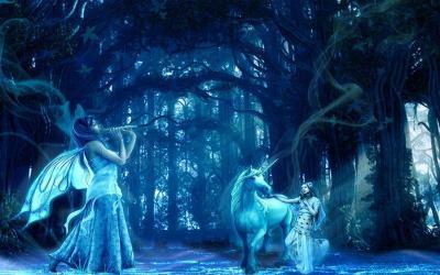backgrounds fairies fairy desktop computer wallpapers