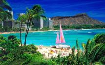 Waikiki Beach Wallpapers - Wallpaper Cave